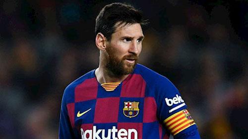"""Messi """"hắt hơi"""", Barca cẩn thận """"cảm cúm"""""""