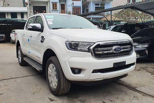 Chi tiết Ford Ranger Limited 2020 vừa về đại lý, giá 799 triệu đồng