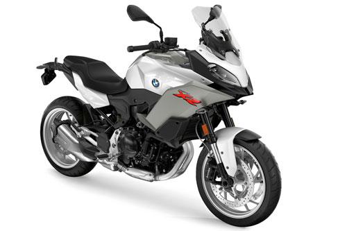 7. BMW F900XR 2020 (giá: 11.450 euro).