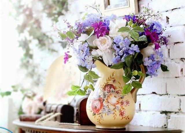 Đặt hoa vị trí đào hoa hút tiền bạc