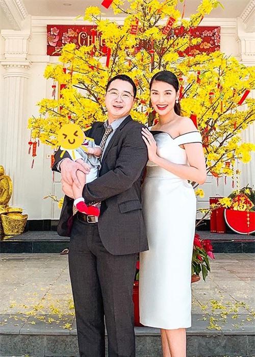 """Nhan sac dinh cao cua """"me bim sua"""" Lan Khue-Hinh-5"""