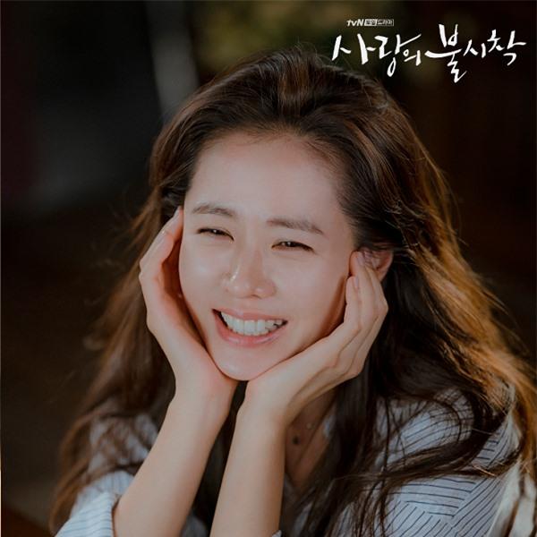 "nhan sac khong tuoi cua  ""chi dep"" son ye jin trong ""ha canh noi anh"" hinh 6"