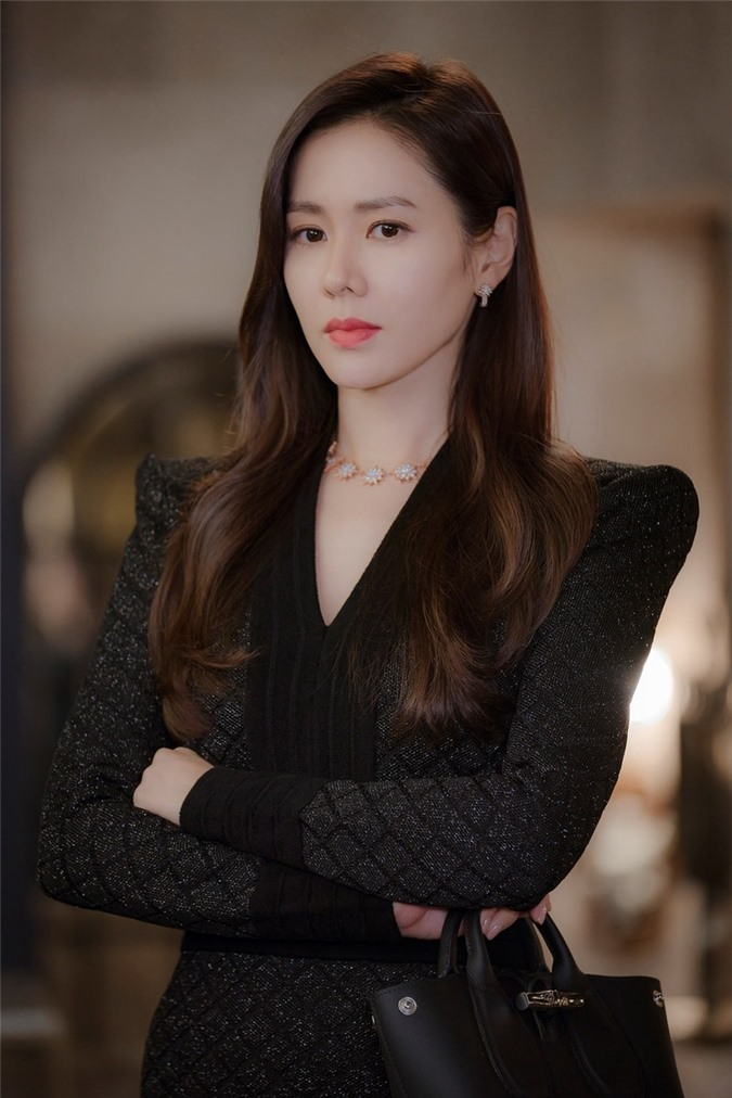 "nhan sac khong tuoi cua  ""chi dep"" son ye jin trong ""ha canh noi anh"" hinh 8"