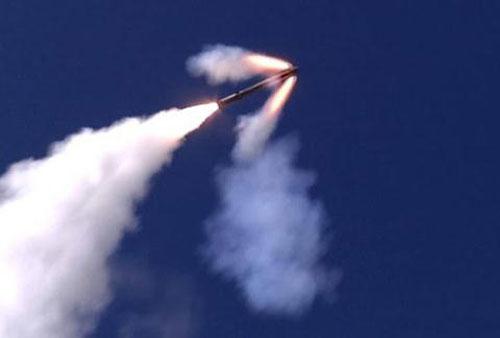 Tên lửa P-800 Yakhont khai hỏa.