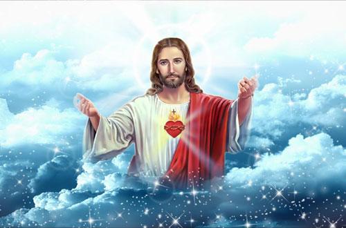 Chân dung chúa Giêsu.