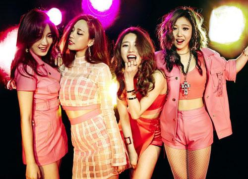 Miss A là nhóm nhạc nữ nổi tiếng, hoạt động từ năm 2010 đến 2017. Miss A ra mắt với tư cách là nhóm nhạc nữ nhanh nhất giành được vị trí số một trong các chương trình âm nhạc với bài hát đầu tay Bad Girl Good Girl. Họ còn là một trong những nhóm nữ thành công nhất nhì Kpop khi đó.