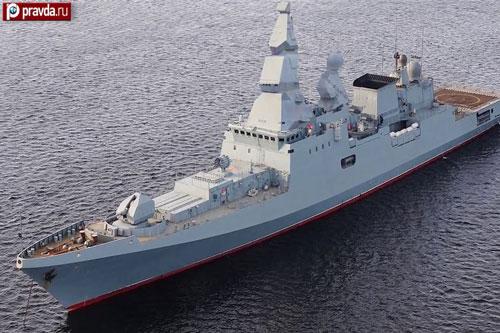 Lider - Dự án 23560 là lớp khu trục hạm tương lai của hải quân Nga, được xác định sẽ thay thế các tuần dương hạm hạt nhân lớp Kirov đã lạc hậu trong vai trò kỳ hạm của hạm đội viễn dương.