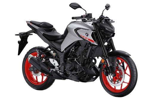 1. Yamaha MT-03 2020 (giá: 5.499 euro).