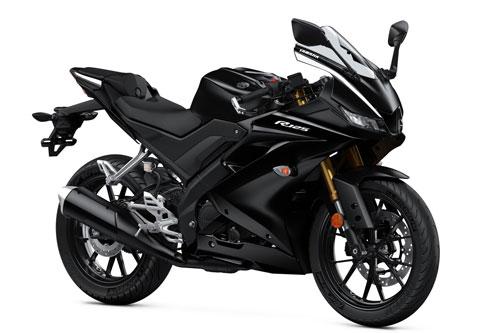 10. Yamaha YZF R125 2020 (giá: 5.199 euro).