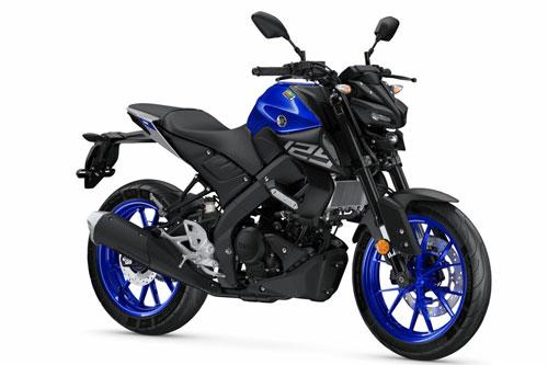 2. Yamaha MT-125 2020 (giá: 4.899 euro).