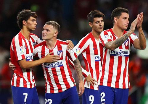 Atletico Madrid có giá trị rơi vào khoảng 863,50 triệu euro