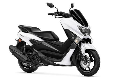 4. Yamaha NMax 125 2020 (giá: 2.999 euro).