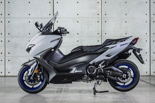 5. Yamaha TMax 560 Tech Max 2020 (giá: 13.799 euro).