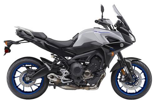 6. Yamaha Tracer 900 2020 (giá: 10.599 euro).