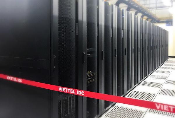 Viettel IDC có hệ sinh thái điện toán đám mây lớn nhất ở Việt Nam