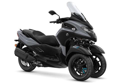 7. Yamaha Tricity 300 2020 (giá: 6.500 euro).