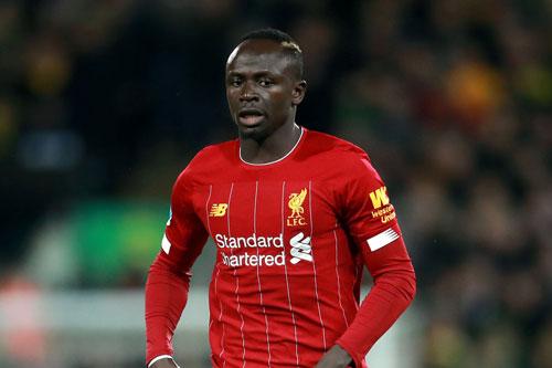 =8. Sadio Mane (Liverpool, giá trị hiện nay: 150 triệu euro, mức tăng: 30 triệu euro).