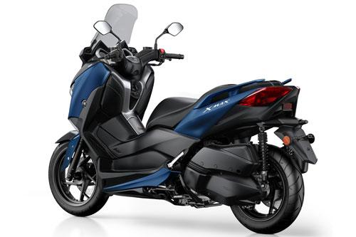 8. Yamaha XMax 300 2020 (giá: 5.899 euro).