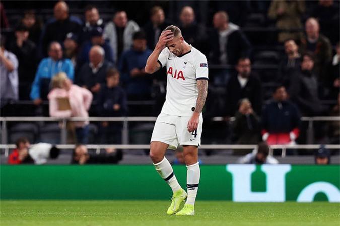 Tottenham có thể phải chịu 1 trận thua ngay trên sân nhà