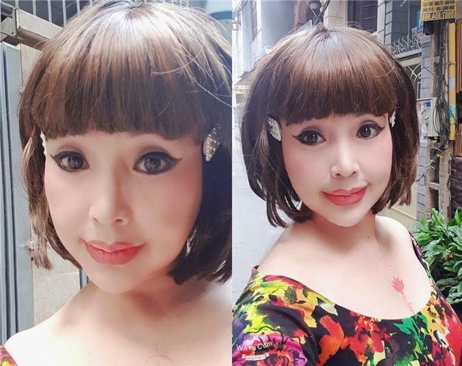"""Nhan sac """"Em be Ha Noi"""" Lan Huong: Xinh nhu mong den cung do nhu bup be-Hinh-11"""