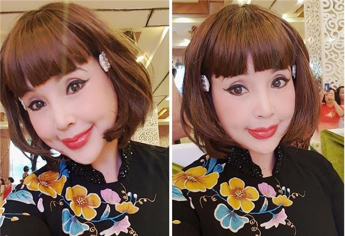"""Nhan sac """"Em be Ha Noi"""" Lan Huong: Xinh nhu mong den cung do nhu bup be-Hinh-12"""
