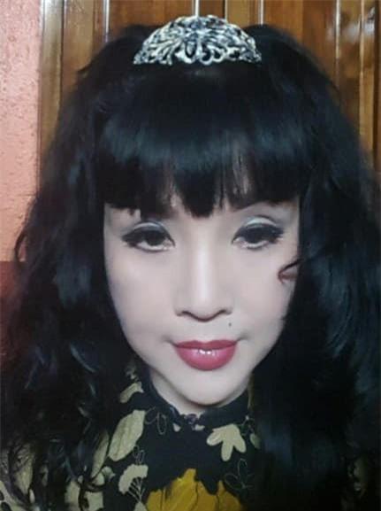 """Nhan sac """"Em be Ha Noi"""" Lan Huong: Xinh nhu mong den cung do nhu bup be-Hinh-9"""