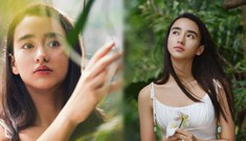 Vẻ đẹp trong veo như trăng rằm của hot girl 16 tuổi đóng Diệp Vấn 4