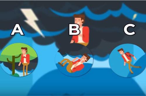 CLIP: Top 10 câu đố sinh tồn kiểm tra kiến thức của bạn