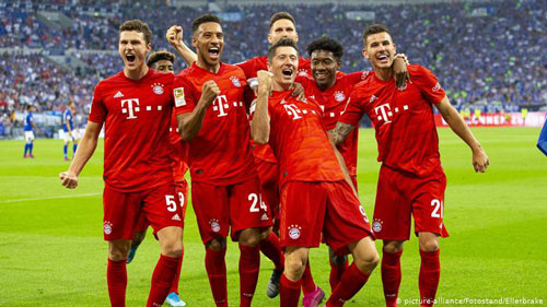 Đội bóng nước Đức có giá trị hơn 900 triệu euro