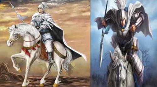 Đều là tướng giỏi nhưng Quan Vũ trúng tên đến 3 lần trong khi Triệu Vân chưa từng trúng tên, lý do là đây