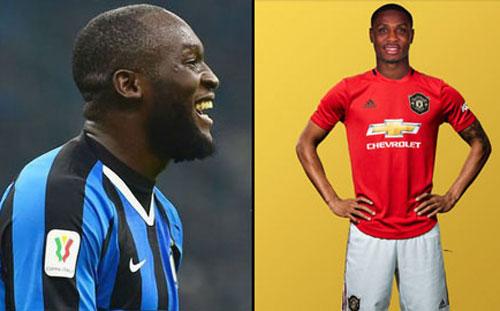 Ighalo đang được kỳ vọng sẽ thay thế vị trí của Lukaku.