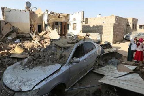 Yemen đang bị tàn phá bởi cuộc nội chiến và sự can thiệp của nước ngoài trong nhiều năm qua. (Ảnh: Reuters)