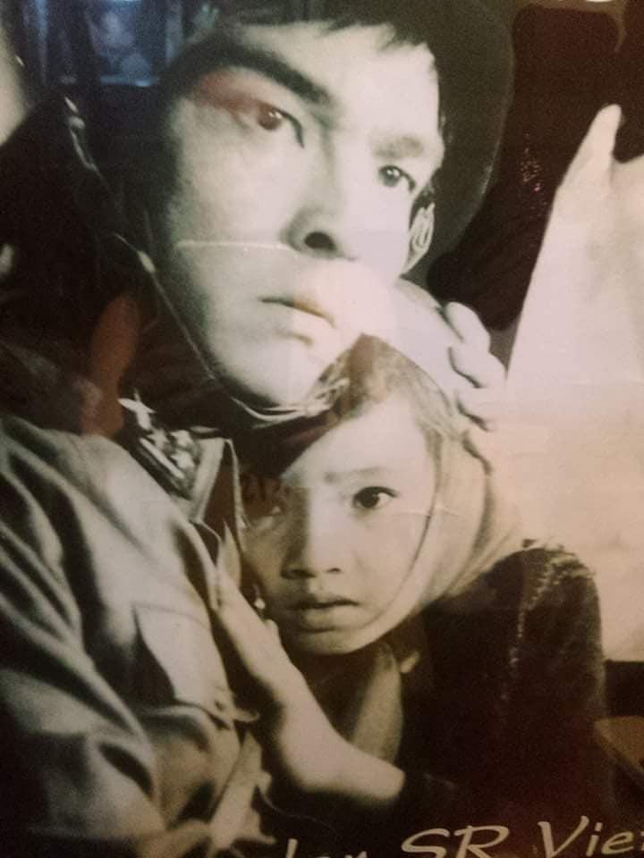 """45 năm trước, NSND Lan Hương lần đầu được công chúng biết đến khi đóng vai cô bé Ngọc Hà trong bộ phim """"Em bé Hà Nội"""" của đạo diễn Hải Ninh."""