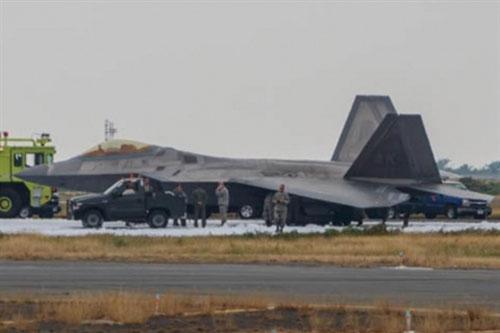 Tiêm kích tàng hình F-22 và F-35 của Mỹ đã hứng chịu tác động từ hệ thống tác chiến điện tử Nga triển khai tại Syria