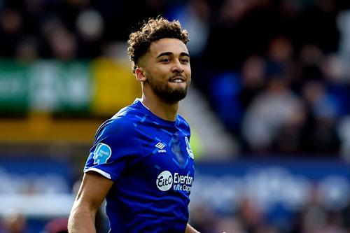 Tiền đạo: Dominic Calvert-Lewin (Everton).