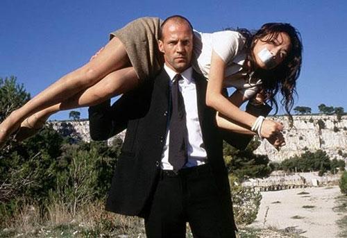 Jason Statham thủ vai chính trong bộ phim Người vận chuyển