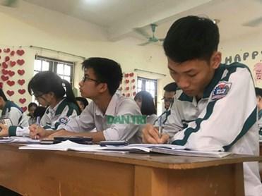 Bộ GD&ĐT lưu ý hướng ôn tập kỳ thi THPT quốc gia 2020
