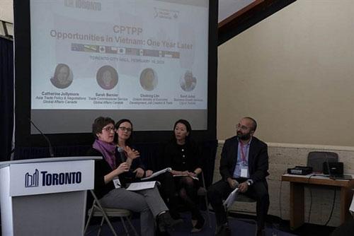 CPTPP mang đến cơ hội cho các doanh nghiệp Canada tại Việt Nam