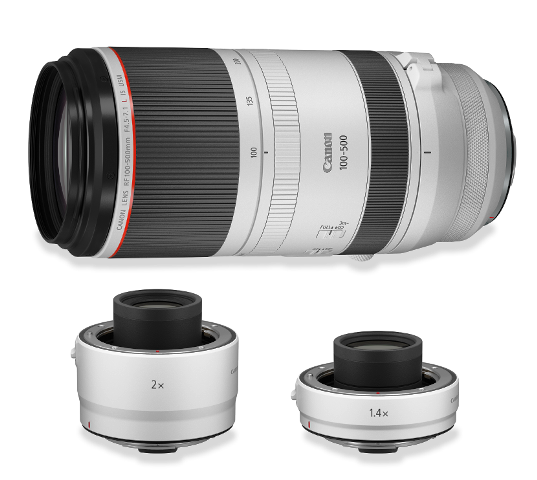 Ra mắt ống kính RF24-105mm f/4-7.1 IS STM, model ống kính nhỏ và nhẹ nhất