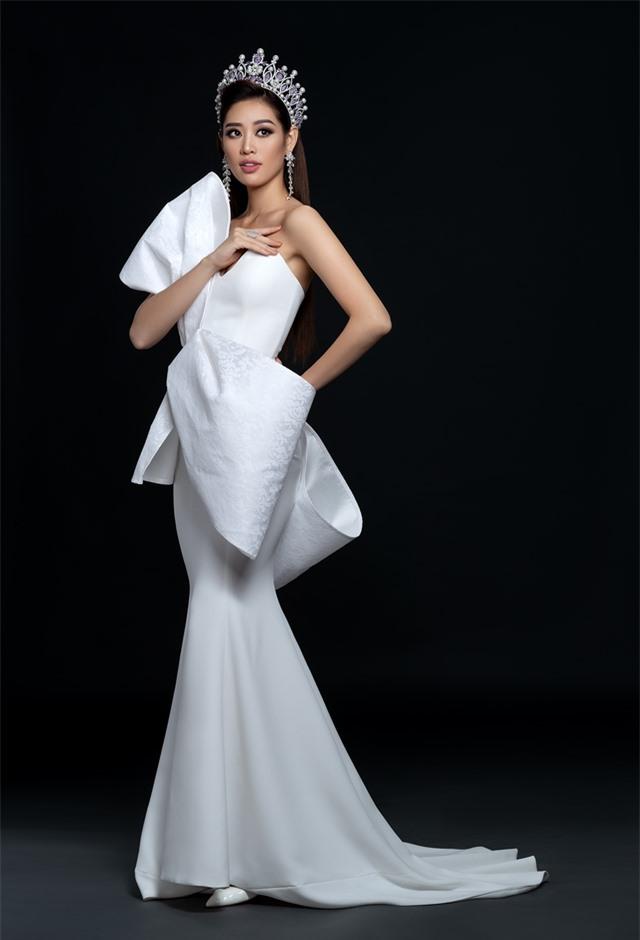 Hoa hậu Khánh Vân công bố bộ ảnh beauty đầu tiên sau đăng quang - Ảnh 2.