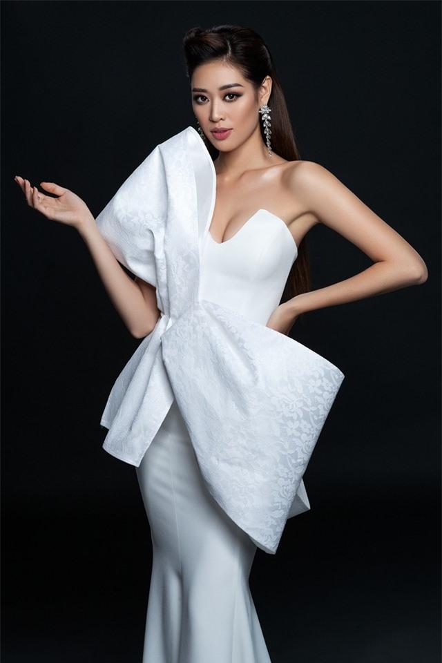 Hoa hậu Khánh Vân công bố bộ ảnh beauty đầu tiên sau đăng quang - Ảnh 4.