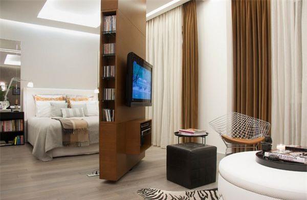 Thiết kế nội thất thông minh cho nhà vô cùng độc đáo và tiện lợi - ảnh 10