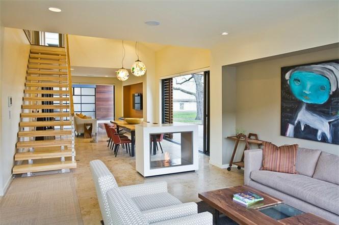 Thiết kế nội thất thông minh cho nhà vô cùng độc đáo và tiện lợi - ảnh 2