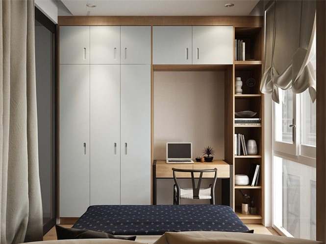 Thiết kế nội thất thông minh cho nhà vô cùng độc đáo và tiện lợi - ảnh 7
