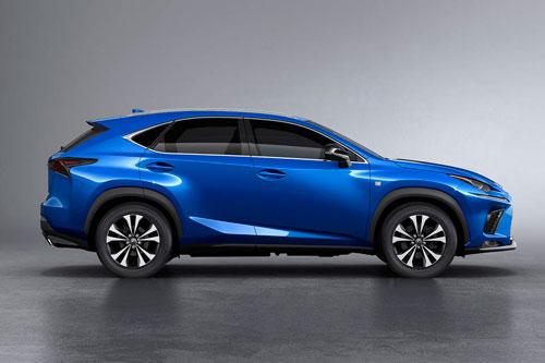 Lexus NX 300 2020.
