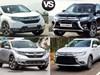 Chênh nhau 143 triệu đồng, chọn mua Mitsubishi Outlander 2.0 Premium hay Honda CR-V L?