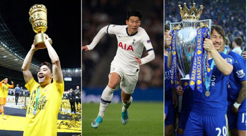 Top 5 cầu thủ châu Á chơi bóng ở châu Âu xuất sắc nhất thập kỷ qua