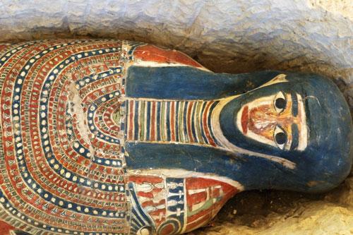 'Bất ngờ' trước những thứ có trong kim tự tháp cổ hàng nghìn năm mới mở cửa tại Ai Cập