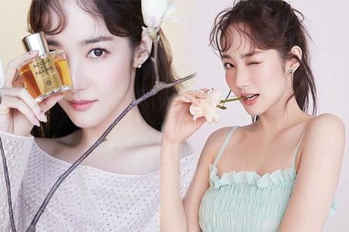 """""""Hớp hồn"""" vì bộ ảnh của Park Min Young: Đúng đẳng cấp """"nữ hoàng dao kéo"""" đẹp nhất Kbiz, make up """"sương sương"""" là đủ lên hình"""