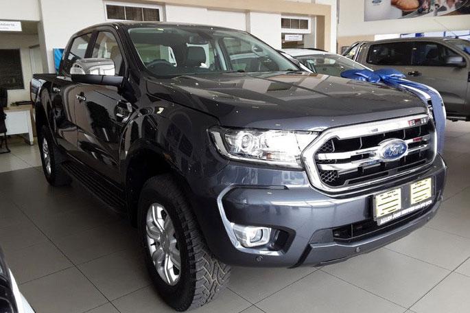 6 xe bán tải bán chạy nhất tháng 1/2020: Ranger dẫn đầu